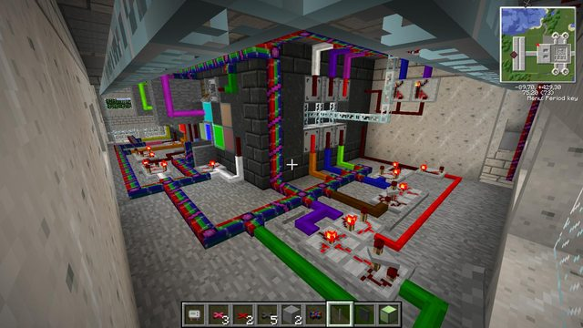 industrial minecraft
